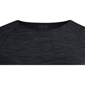 GORE WEAR Vivid Langarmshirt Damen black